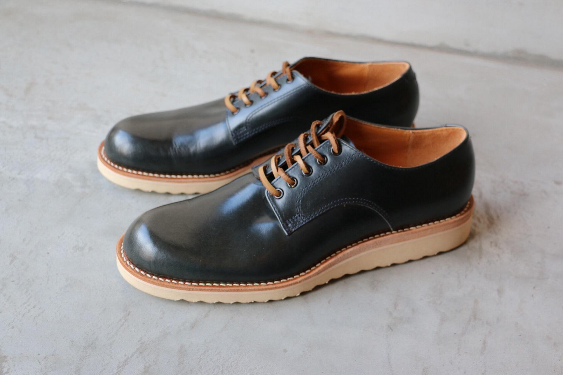 men's blucher shoes