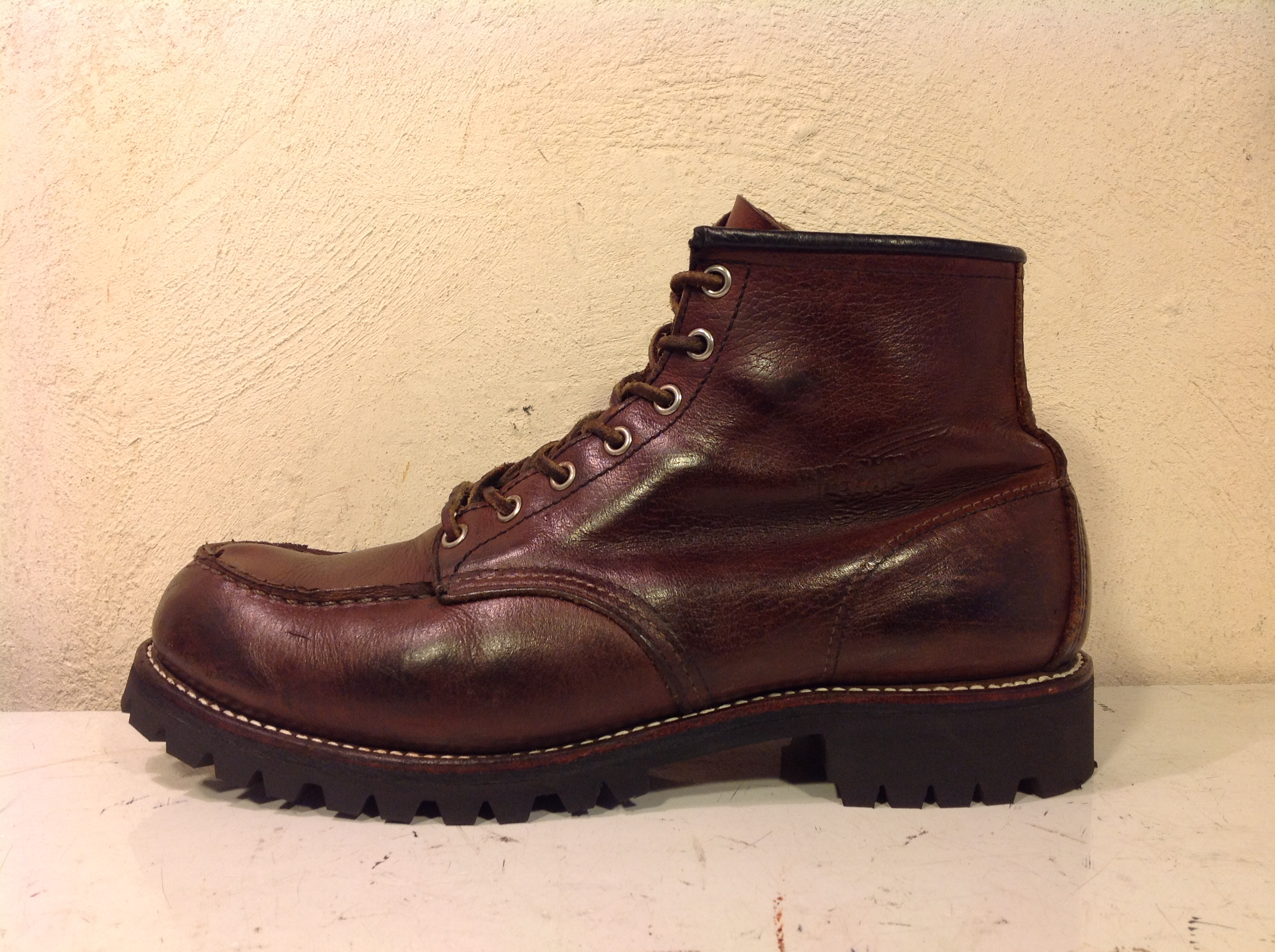 RED WING レッドウイング 8147 ♯132黒