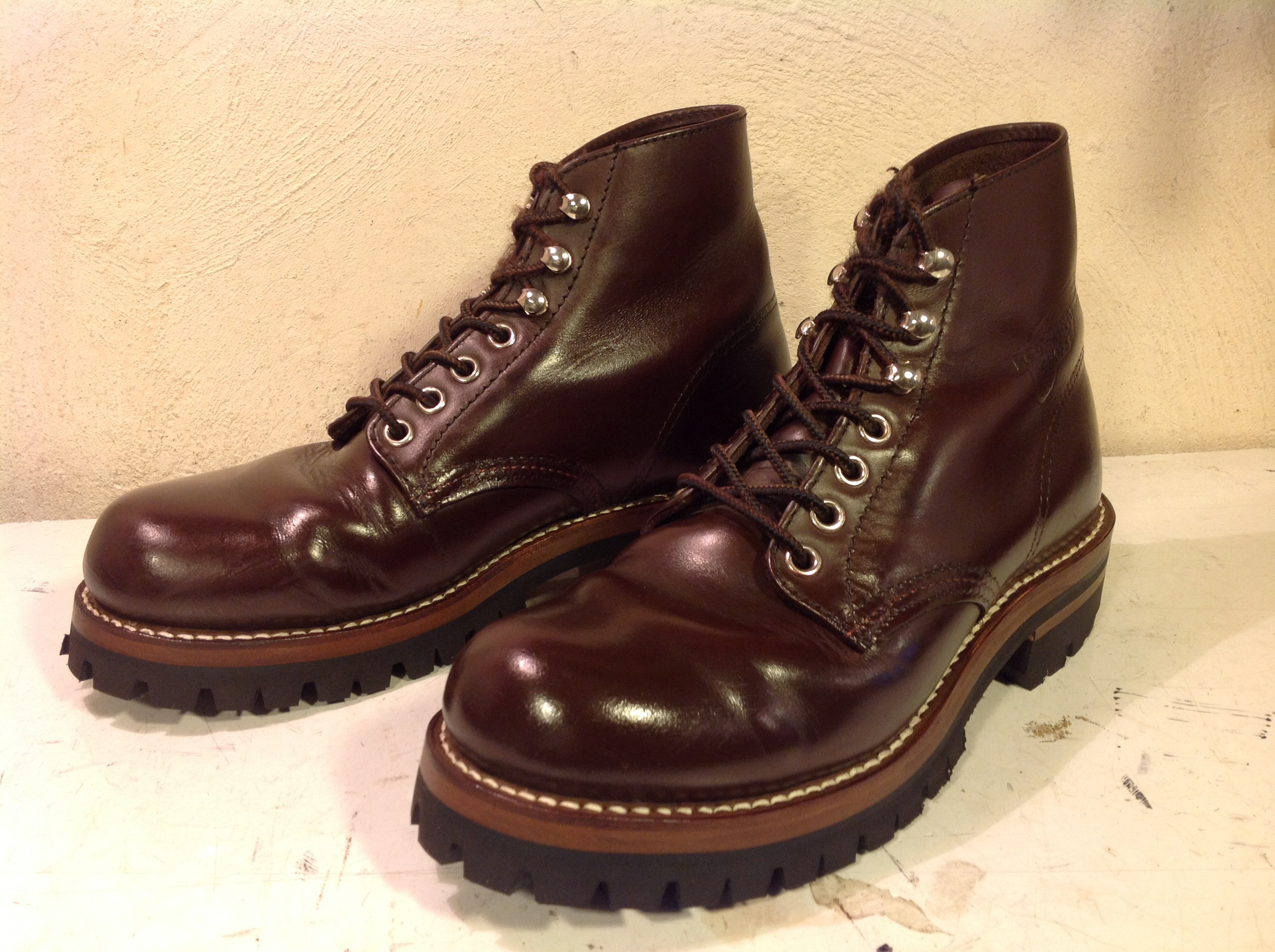 RED WING レッドウイング 8134 ♯100黒
