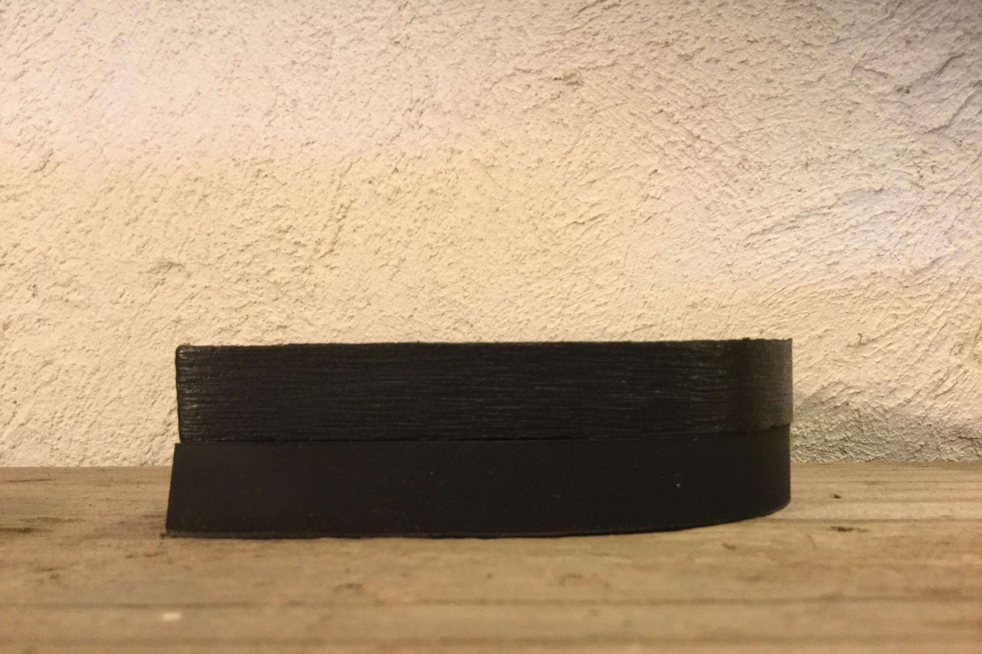 ブーツ サイドカラー ブラック
