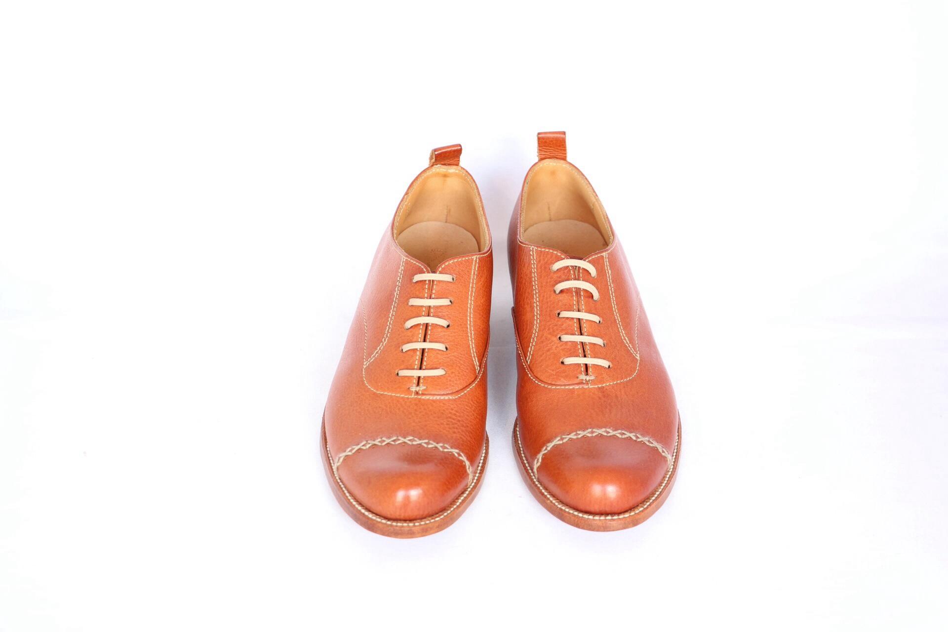 ladies balmoral shoes
