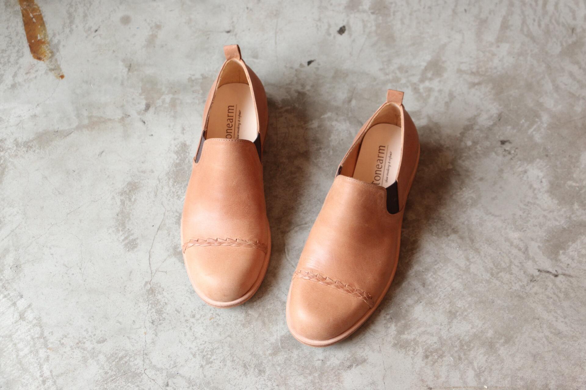 ladies slip-on shoes