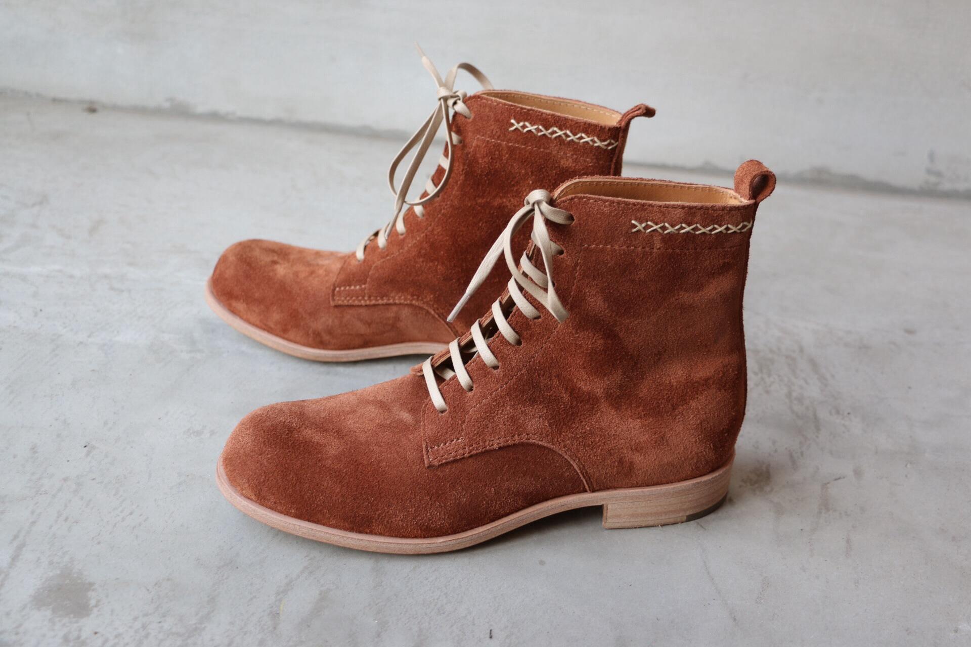 ladies blucher boots