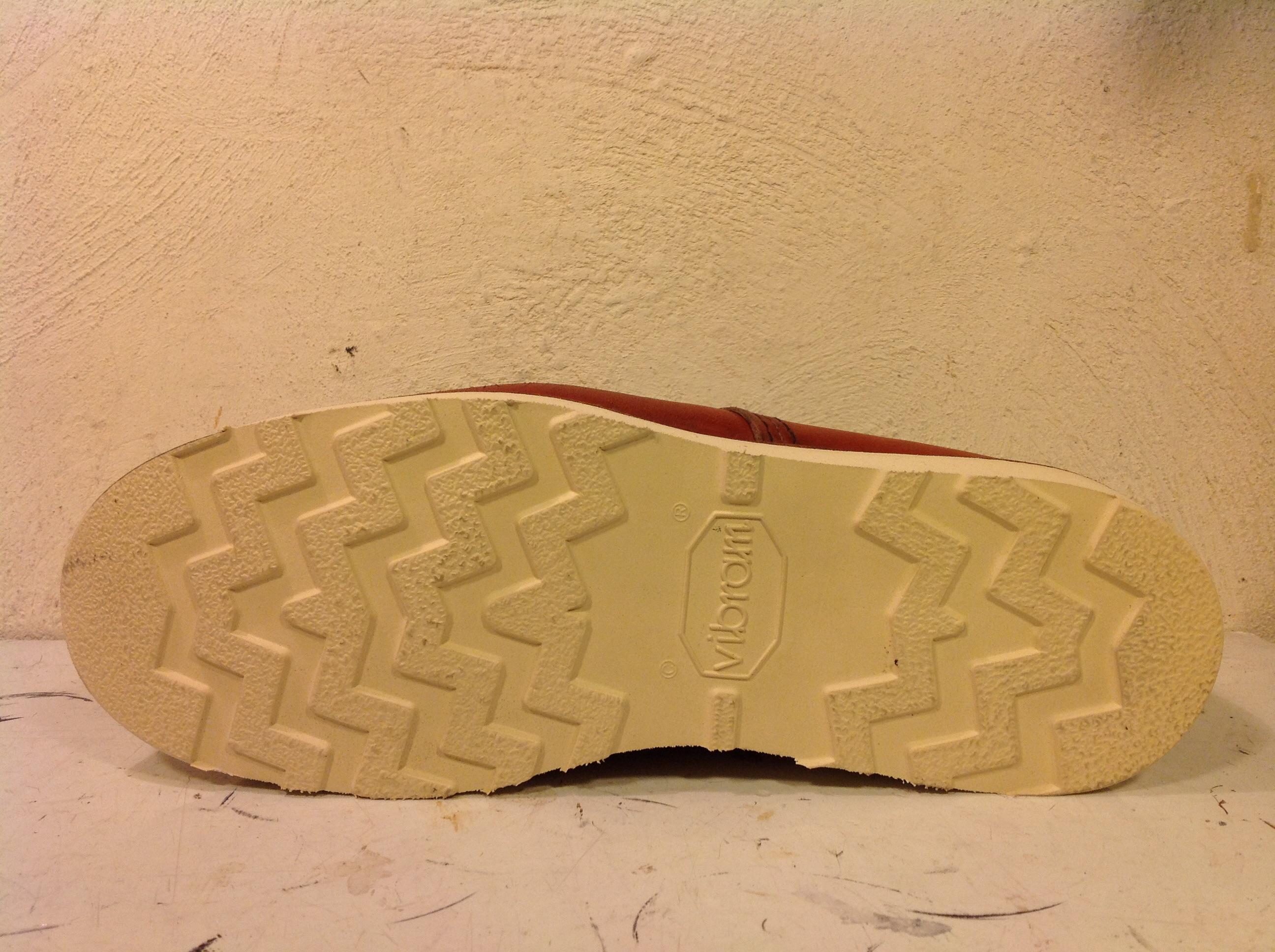 RED WING レッドウイング 8103 ♯4014 vibramミッドソール 滑り革補修