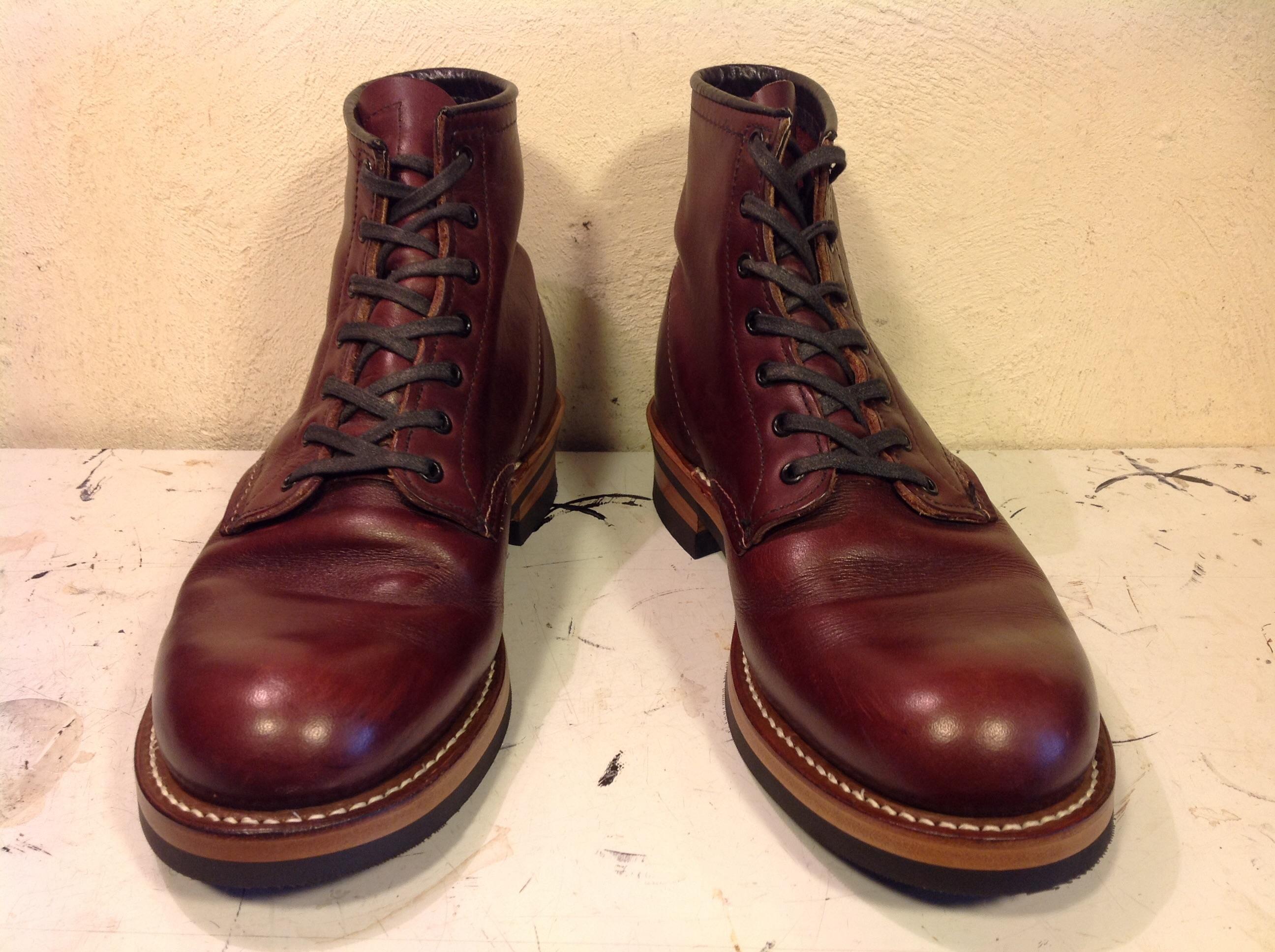 RED WING レッドウイング 9011 ベックマン ♯430黒